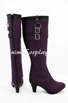 Danganronpa Dangan Ronpa Kirigiri Kyouko Cosplay Shoes Boots Custom Made
