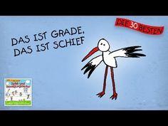 Das ist grade, das ist schief - Die besten Spiel - und Bewegungslieder || Kinderlieder - YouTube