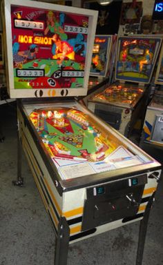 Welcome to PinRescue.com - Pinball machines for sale, pinball game restoration and pinball service and more....