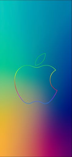 Apple Logo Wallpaper, More Wallpaper, Wallpaper Pictures, Apple Picture, Ipad, Neon Signs, Iphone Wallpapers, Blur, Apples