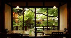 ぎゃらりぃかふぇ華野は築70年以上の、昭和の古民家を改築した一軒家カフェ(尾張旭市庄中町南島)