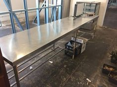 Stainless steel commercial kitchen bench | Other Kitchen & Dining | Gumtree Australia Perth City Area - Perth | 1166803914