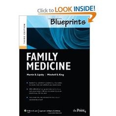 Blueprints Family Medicine, Edition (Blueprints Series), a book by Martin S. Lipsky, Mitchell S. Medicine Book, Internal Medicine, Martin S, Family Practice, Good Readers, Physician Assistant, College Fun, College Students, Science Books