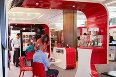 Aménagement  et installation pour MOCCA au salon MEDPI 2014 à Monaco