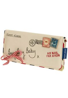 Keep You Posted Wallet