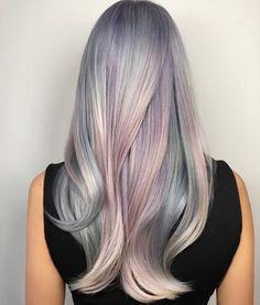 cool Пепельный цвет волос (50 фото) - все оттенки и особенности искусственной седины Читай больше http://avrorra.com/pepelnyj-cvet-volos-foto/