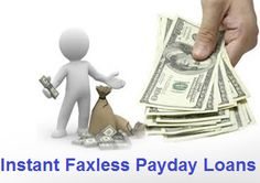 Are you looking for the cash help which offers monetary assistance without following the tacky procedure of faxing documents to the lenders? If so, then Instant Faxless Payday Loans are the best financial solution designed for helping the needy borrowers. Relate with this loan at: www.overnightpaydayadvance.net