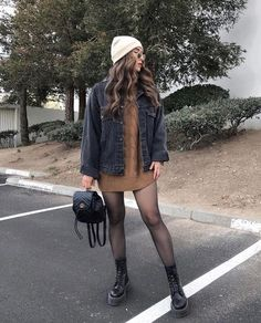 Chic Winter Outfits, Winter Fashion Outfits, Cute Casual Outfits, Stylish Outfits, Fall Outfits, Stylish Girl, Looks Plus Size, Mode Style, Aesthetic Clothes