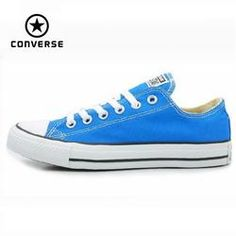 1fdbabe83d3 Original Converse all star men s. Converse All Star MensCiel BleuBlue CanvasWomen s  SneakersTypes Of ShoesSkateboardingJeansMens ...