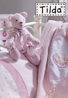 - 3 Сентября 2010 - Кукла Тильда. Всё о Тильде, выкройки, мастер-классы.