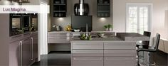 Buy an Odina Lux kitchen from Homebase Helping to Make Your House a Home