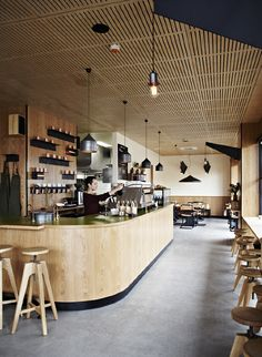 Restaurant Common Galaxia - Melbourne