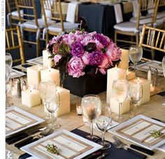 Radiant Orchid floral paired with more classic details