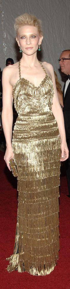 Cate Blanchett by Balenciaga