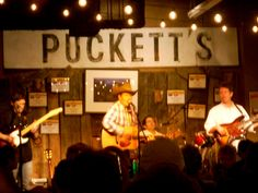 Puckett's Grocery, Franklin, TN.