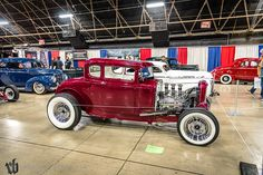 2017 #GrandNationalRoadsterShow Coverage Brought To You By Speedway Motors - See more here:
