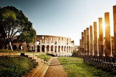 Colesseum Italien tapety