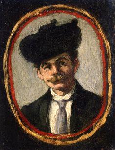 Édouard Manet - Portrait de Monsieur Pagans