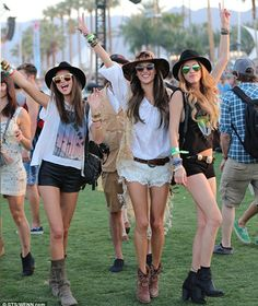 Music Festival Style Must-Haves