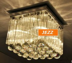 BAR/HALL/ART Picture in Chandeliers from JEZZ LIGHTING FACTORY STORE