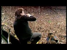 U2 - Bad Live Aid 1985  (back in 85 I watched this concert, heard this song, saw this performance and became a fan of U2 FOREVER! In the 6 times I have seen them, when we are lucky enough to hear this song, my legs go weak at the intro.  Now this is the green young version I first saw but I will Pin the newer one as well, 2011, as the song never grows old.