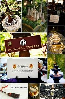 some day i want to attend a Harry Potter wedding!...or some other equally themey themed wedding! one where guests are encouraged to dress up too!