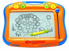 Amazon.com: Tomy Megasketcher - Magnetic Drawing Board: Toys & Games