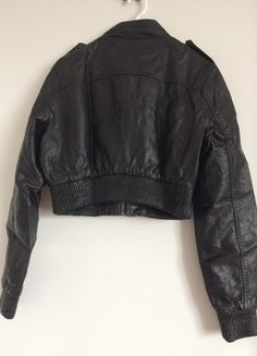 #vinted #leatherjacket #fashion #style