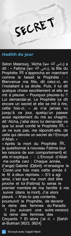 Hadith, Parol, Les Religions, Coran, Allah, God, Education, Quotes, Islamic