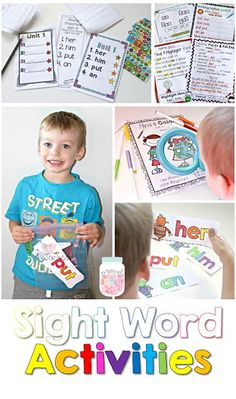 Proud to be Primary: Learning to Read & Spell with Sight Words. Tons of engaging activities to help your students retain sight words and gain fluency. Includes a FREE week of activities!