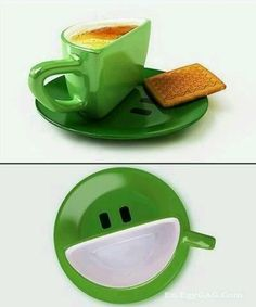 Have a smile for breakfast