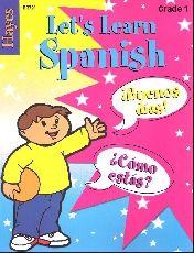 Lets Learn Spanish Grade 1