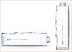 Water bottle design. Brilliant.