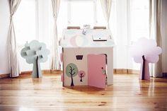 LoveKids.pl - kreatywne zabawki z kartonu