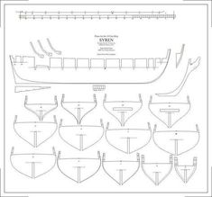 Boat Plans Stitch And Glue Wooden Boat Building, Boat Building Plans, Building For Kids, Building Ideas, Jon Boat, Catamaran, Model Ship Building, Building Design, Bateau Pirate