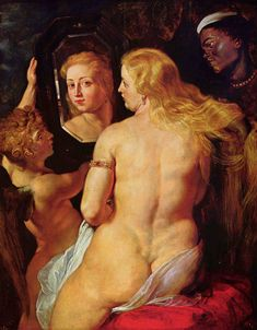 RUBENS Venere al bagno, 1612-15 circa, Vaduz, Fürstlich Lichtensteinische Gemäldegalerie