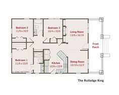 Bungalow House Plans, Small House Plans, Green Home Plans, Small Home Plans, Craftsman House Plans, | Home Patterns and Home Plans Made Simple