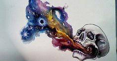 #skull #skullart #illustration
