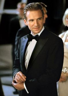 Ralph Fiennes  Black tie affair