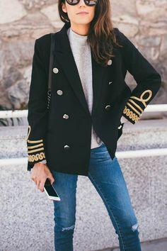 11 Weekday Uniforms You Can Easily Adopt - Outfit Inspo - Women in Uniform Fall Fashion Outfits, Love Fashion, Cool Outfits, Facon, Boho, Autumn Winter Fashion, Style Me, Clothes, Fall Coats