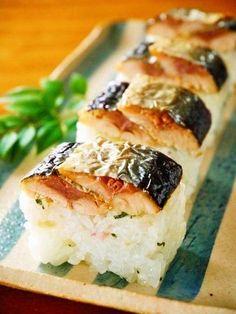 焼さんま寿司♪簡単おいしい秋の味覚レシピ