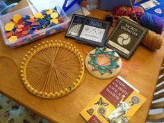 Using storytelling and manipulatives to help an autistic spectrum boy enjoy math.