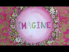 Julie Ryder Artworks July 2015 - YouTube.  https://www.facebook.com/pages/Made-By-Me-Julie-Ryder-Mixed-Media-Artist/336240246440715
