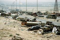 005 The Khobar Towers bombing. Saudi Arabia, My barracks was