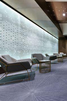 Office Interior Design, Office Interiors, Ceiling Design, Wall Design, Glass Film Design, Futuristic Home, Partition Design, Creative Walls, Luxury Decor