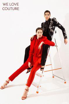 """Sacoul """"Artema"""" ce poarta semnatura MMarquise, nu trebuie sa lipseasca din garderoba ta. Realizat din crep fin italian, acest model prezinta pentru a asigura un plus de confort. Asorteaza-l pe al tau cu pantalonii ce fac parte din aceeasi colectie si o pereche de sandale cu toc. ✔ Creatii exclusiviste realizate de designeri romani de moda ✔ Lucrate exact pe masurile tale ✔ Din cele mai nobile tesaturi Winter Jackets, Fashion, Winter Coats, Moda, La Mode, Fasion, Fashion Models, Trendy Fashion"""