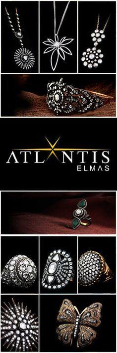 Karakas Atlantis Jewelry / Kuyumculuk Diamond / Elmas www.karakasatlantis.com