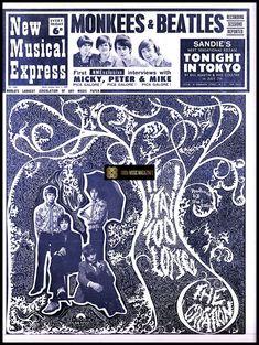 Procol Harum, Human Instincts, John Walker, Dionne Warwick, Simon Garfunkel, Roy Orbison, Uk Music, Music Magazines