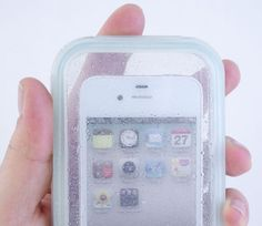 Waterproof cell phone case by Logic