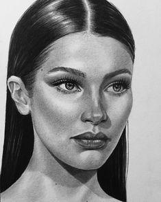 Artsy Self Portrait Photography Portrait Photography Portrait Au Crayon, L'art Du Portrait, Portrait Sketches, Self Portrait Photography, Art Photography, Cool Art Drawings, Pencil Art Drawings, Realistic Drawings, Art Drawings Sketches